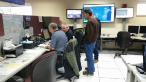 Making local contacts on NWS service area local repeaters